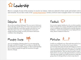 footprint-leadership