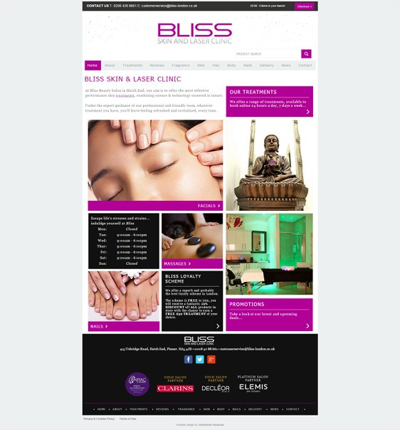 Bliss Skin & Laser Clinic