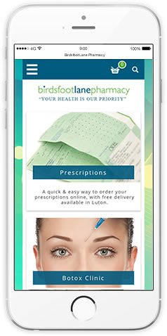 Birdsfoot Lane Pharmacy Mobile