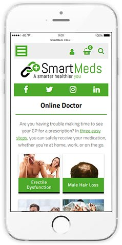 SmartMeds Clinic Mobile