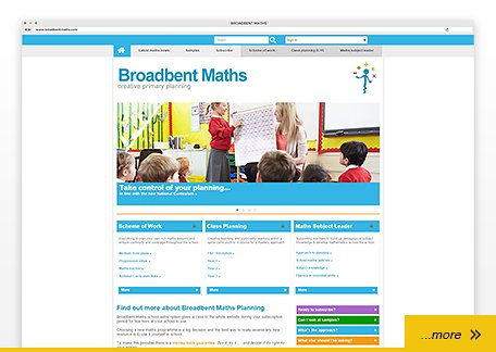 Broadbent Maths